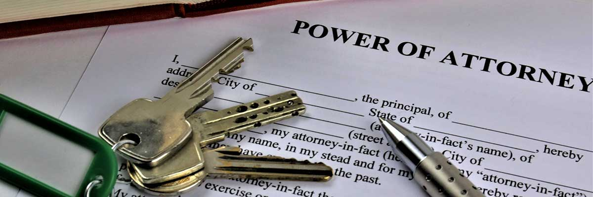 Kerry Morgan Notary - Powers of Attorney